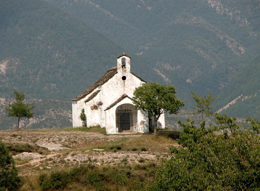 Ermita de San Úrbez en Albella