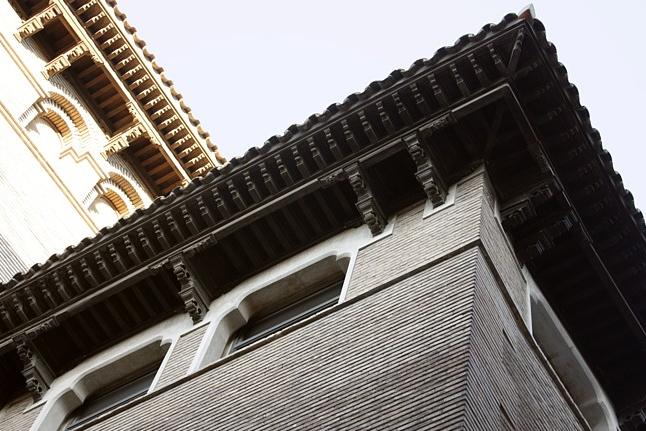 Casa de Miguel Donlope (Real Maestranza de Caballería). Foto: Sara Gimeno