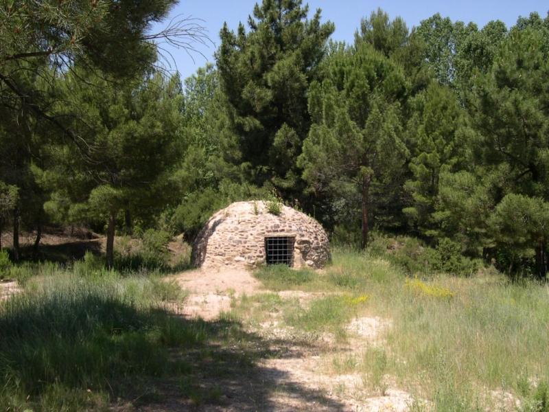 Monasterio del Olivar. Estercuel (Teruel)