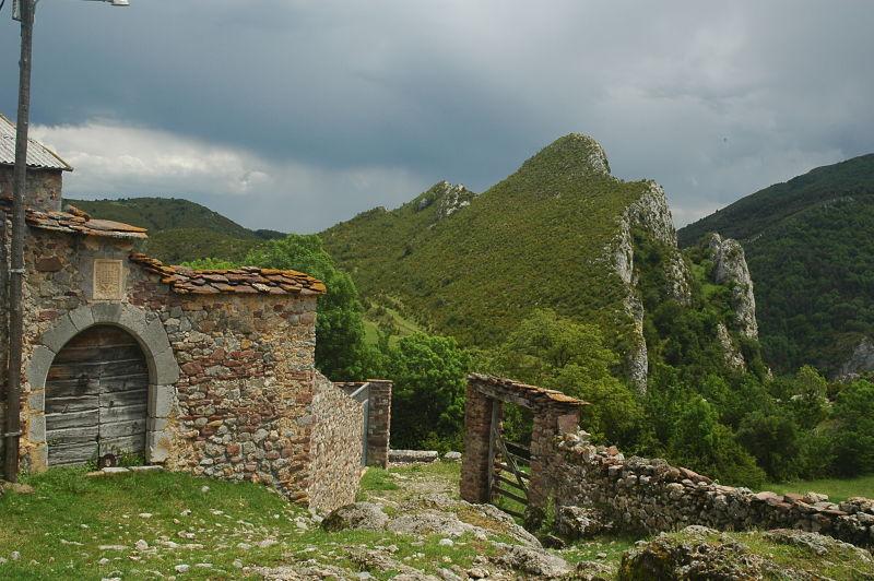 El monte de Pegá en la Alta Ribagorza, hábitat natural de hadas y encantarias