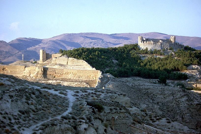 Las fortificaciones islámicas de Calatayud. Archivo Fotográfico del Gobierno de Aragón