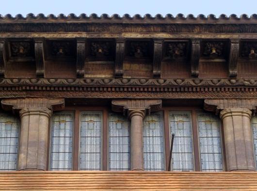 Palacio de Sástago. Foto: Sara Gimeno