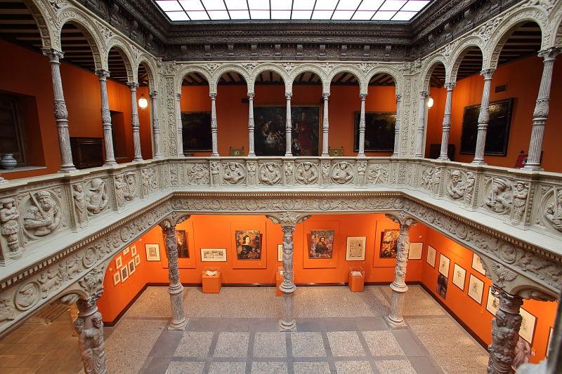 Patio de la Infanta. Foto: Ibercaja. Obra Social