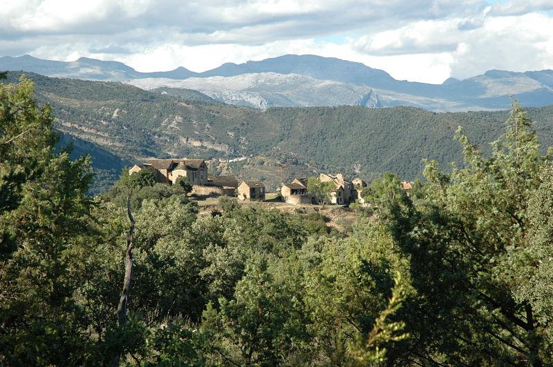 Pueblos del Pirineo: Silves